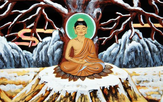명상은 석가모니부처님이 태어나기 훨씬 전인 5,000여 전부터 있었고, 석가모니부처님은  명상을 통해 선정에 들어 깊은 깨달음을 얻을 수 있었다고 합니다.