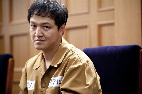 SBS <너의 목소리가 들려>에 출연하는 배우 정웅인