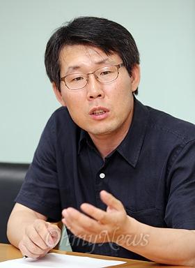 서보혁 서울대 통일평화연구원 교수.