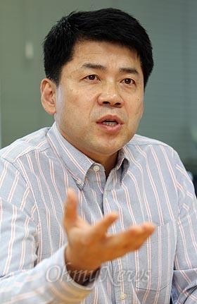 김준형 한동대 국제지역학 교수.