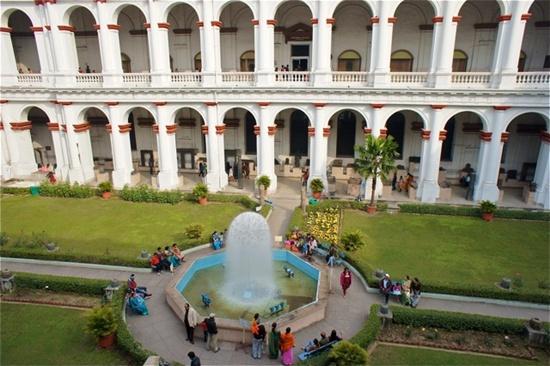 인도 식민지 시절에 지어진 인도박물관