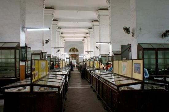 인도박물관 내부
