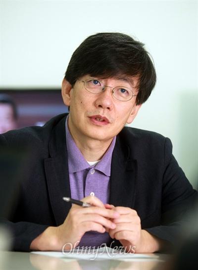 손석희 JTBC 보도담당 사장.