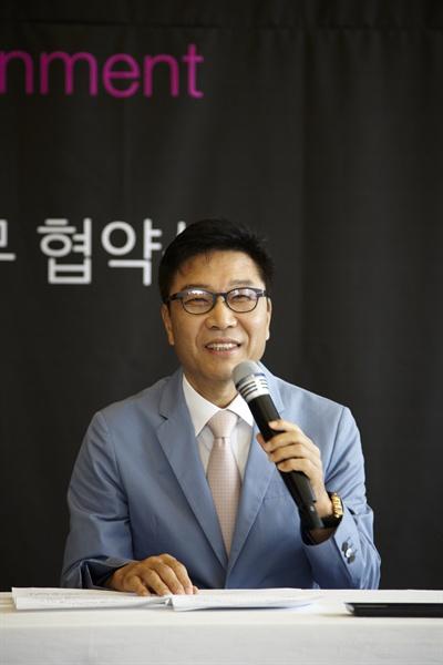 이수만 SM엔터테인먼트 회장