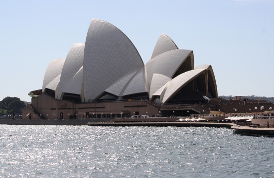 보면 볼수록 아름다운 오페라 하우스