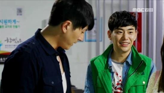 MBC 수목드라마 <투윅스>에서의 안용준.