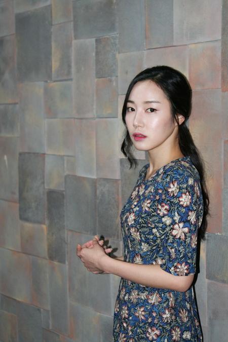 영화 <짓>에서 연미 역을 맡은 배우 서은아.