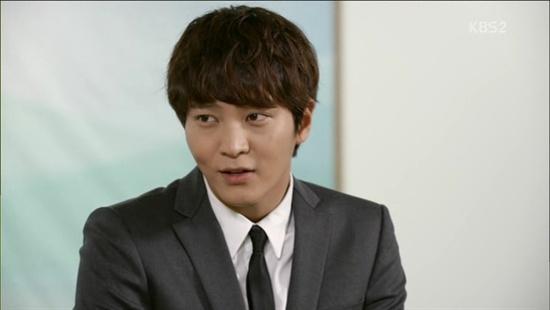 8일 방송된 KBS 2TV <굿닥터> 마지막회의 한 장면