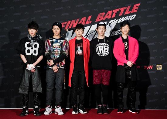 YG엔터테인먼트가 8년 만에 내놓는 신인 그룹 '위너'(Winner)
