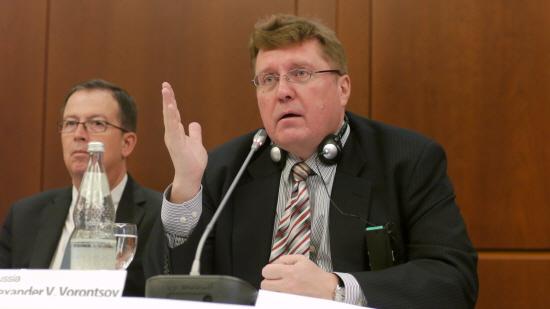 알렉싼드르 워론쪼브 러시아과학원동방연구소과장
