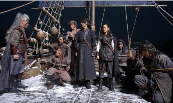영화 '해적', 한국판 '캐리비안의 해적' 될까