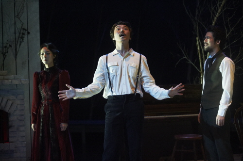 연극 <공포> 공연사진