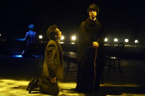 연극 <공포> 공연 사진