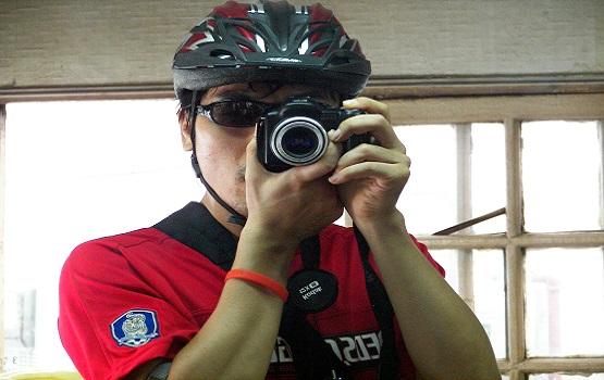 """김종성 기자 """"동네 자전거 가게 주인장이 제 기사의 팬이 되었어요"""""""