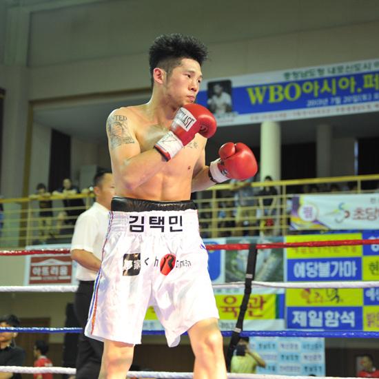 산전수전 다 겪은 챔피언 김택민