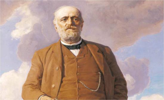 달가스(Enriko Mylius Dalgas, 1828~1894)