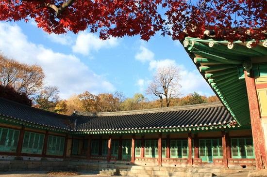 고려궁지에는 조선시대 건물들만 있습니다.