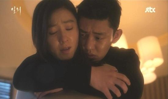 지난 31일 방영한 JTBC <밀회> 한 장면