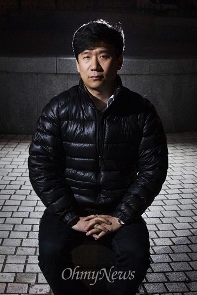 서울시 공무원 간첩사건 피고인 유우성씨.