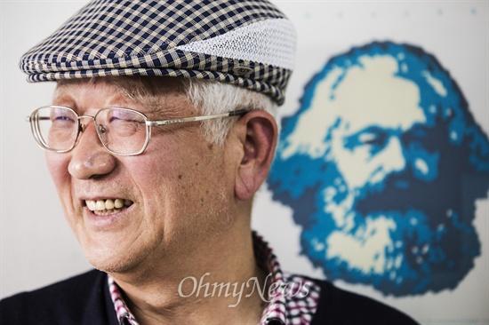 김수행 성공회대 석좌교수.