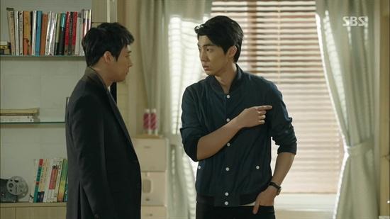 SBS <쓰리 데이즈>에 출연한 배우 진혁