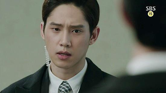 SBS <쓰리 데이즈>에 출연한 배우 박성훈