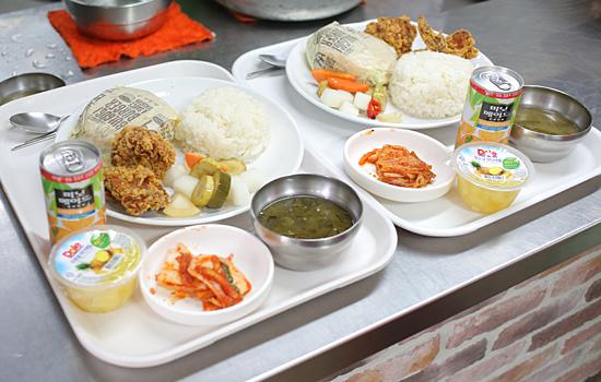 기부받은 햄버거는 서울시 노숙인 자활기관들로 전달됐다.