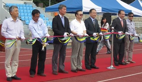대회 개막식  전국 베트남 유학생 축구대회