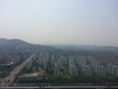 서민들의 재산 - 전세보증금 광명시 철산동 아파트 단지