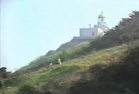 제과업체 cf에서 나왔던 등대섬이다. 출처는 유튜브의 동영상입니다.