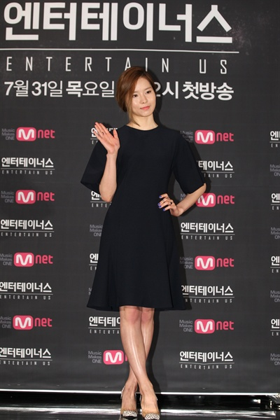 Mnet <엔터테이너스>에 출연하는 가수 김예림