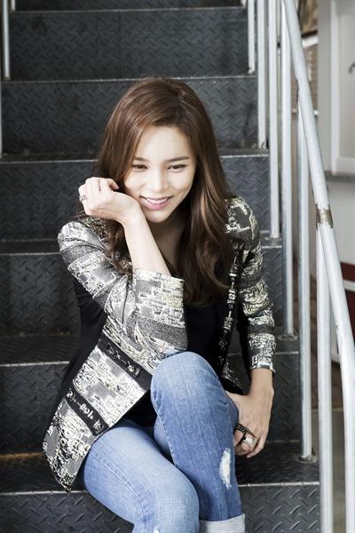 배우 박시연.