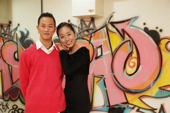 팝핀현준과 그의 아내 박애리