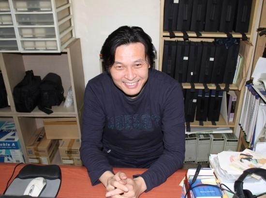 김지영 감독 <백년전쟁>의 김지영 감독은 영화를 만들 때가 가장 즐겁다고 말했다.