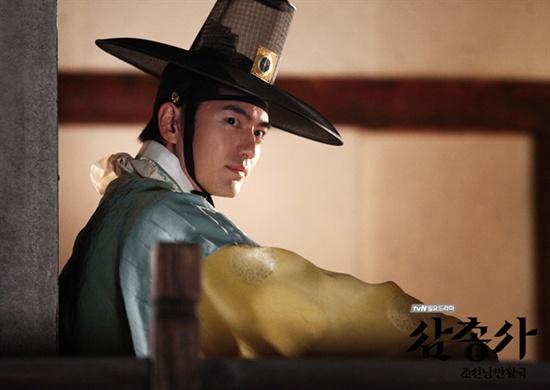 tvN <삼총사>의 소현세자(이진욱 분).
