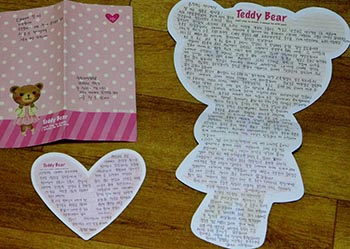 """창원의 한 학부모가 보내온 편지. 이 어머니는 꿀에 재운 레몬티를 보내면서 """"판사님을 존경하고 사랑한다""""며 건강을 챙기라고 당부했다."""
