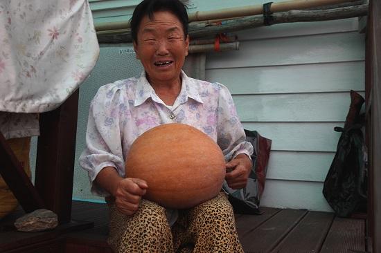 오순옥 할머니