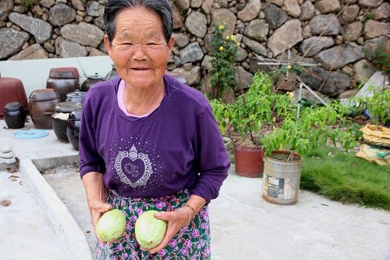 김순애 할머니