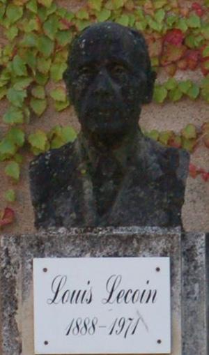 루이 르코엥 동상