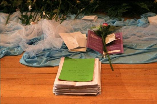 2013년 컨퍼런스 때 참가자들이 올린 기도문