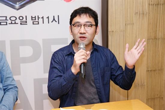 Mnet <슈퍼스타K6>의 연출을 맡은 김무현 PD