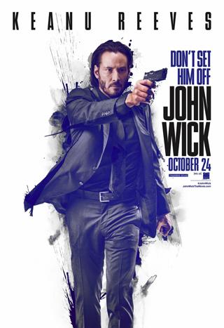 '존 윅' 포스터