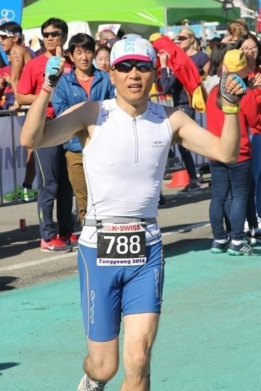 마라톤 경기 출발...10km는 멀었다
