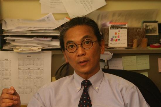 장준하 선생의 3남 장호준 목사