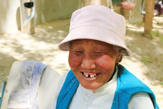 둔황의 미소 오늘은 좋은날 부처님 오신날