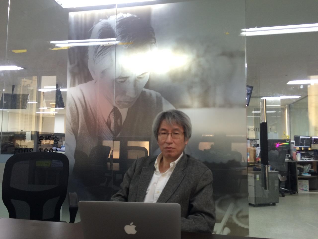 김용진 <뉴스타파> 대표