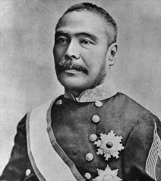 일본 측 대표였던 구로다 키요타카