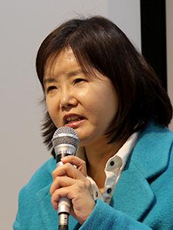 탈핵법률가모임 '해바라기' 대표를 맡고 있는 김영희 변호사