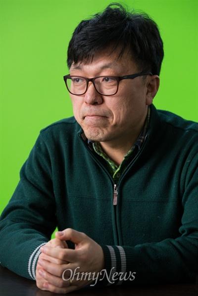 하승수 녹색당 공동위원장
