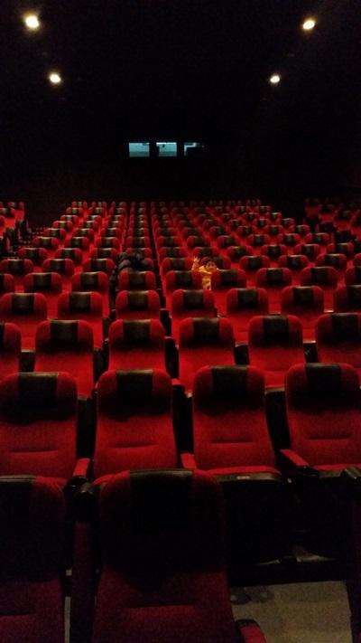 평일에 전용관에서 보는 영화의 재미 평일 낮에 아이들이 보는 애니메이션 영화를 보러갔더니 총 관람객이 아들과 나, 둘뿐이었다. 단 돈 만 3천원으로 극장을 통째로 빌려보는 짜릿한 경험도 모두 아이의 희생덕분이다.